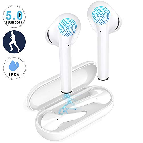 Auriculares Bluetooth inalámbricos TWS