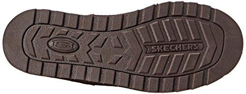 Skechers Keepsakes Esque, Bottes Classiques femme Marron (Chocolat)