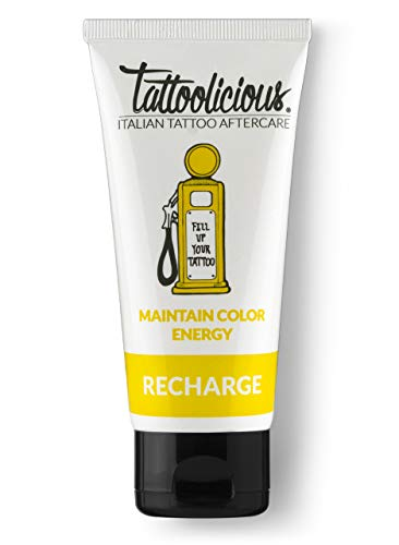 Tattoolicious RECHARGE - 100 ml - Revitalizing cream for tattoo colors