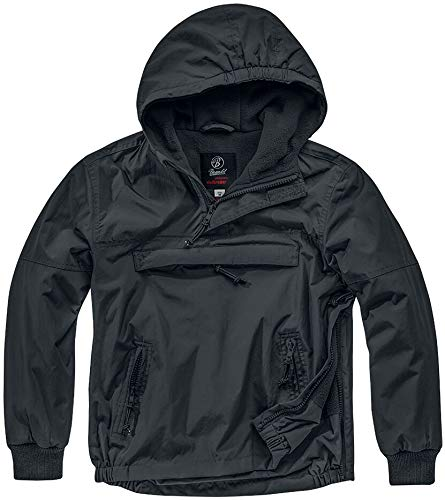 Brandit Kids Windbreaker schwarz - XL (158/164)