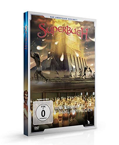 Superbuch Staffel 3, Folge 2: Vom Turmbau zu Babel und Pfingsten