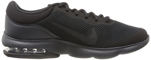 Nike Air Max Advantage, Chaussures de Gymnastique Homme Noir (Black/anthracite)