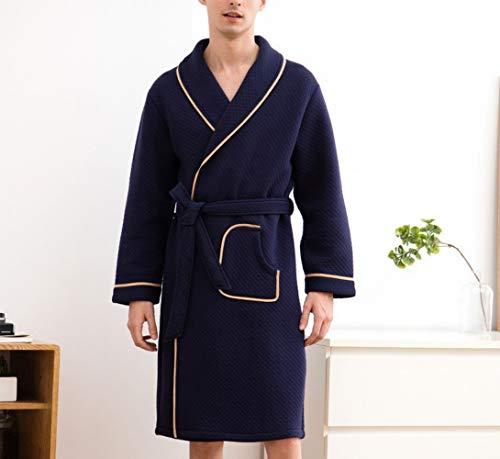 HLL Pyjamas - Warme Luft Baumwolle Langen Abschnitt -