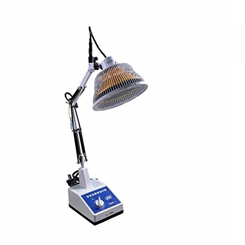superdental250W TDP Lampe Desktop Infrarot Wärme Split Typ Metall Timer Kopf Lang Arm Druckfeder FDA