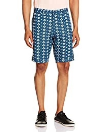 Indigo Nation Men's Cotton Shorts