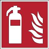 Brady 816879 Sécurité Incendie Polyester laminé Panneau, Extincteur - Best Reviews Guide
