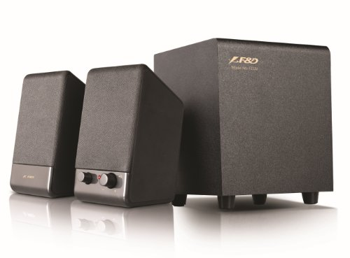 F&D 2.1 Multimedia Speakers F313U