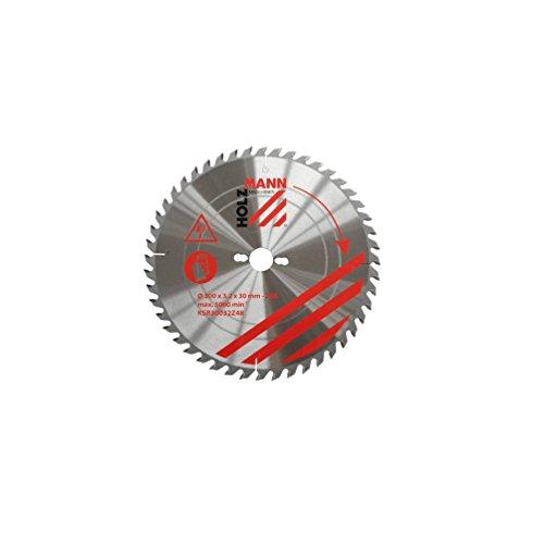 Preisvergleich Produktbild Holzmann–Kreissägeblatt ALU D. 250x 30mm x Z80TP nég ksba25030z80