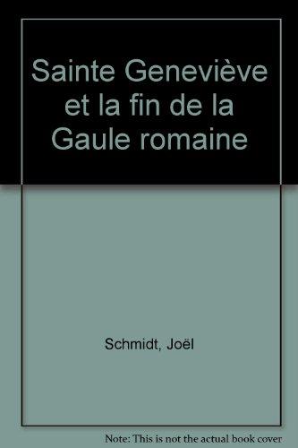 """<a href=""""/node/3069"""">Sainte Geneviève et la fin de la Gaule romaine</a>"""