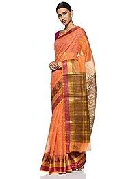 Aalia Art Silk with Blouse Piece Saree