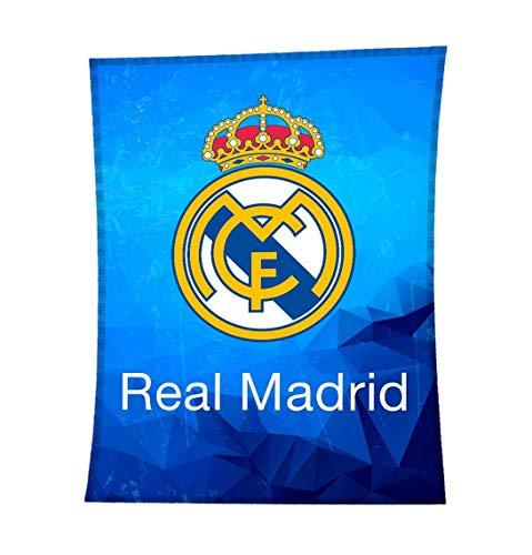 Asditex Manta Rachel Real Madrid 130x170 - Manta Viaje