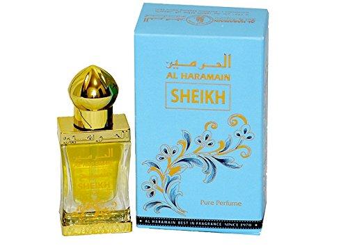 Sheikh 12ml al Hara MAIN parfümöl de gran calidad Árabe Oud misk Musk Almizcle (precio: 9,90€)