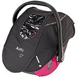 KIDDY - Protection pluie/moustiquaire pour siège auto evo-lunafix