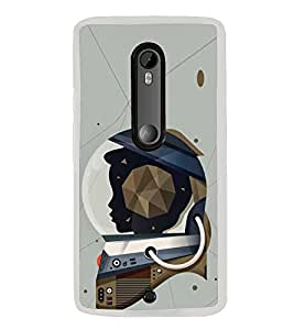 Fuson Designer Back Case Cover for Motorola Moto X Style :: Moto X Pure Edition (Modern Fashionable Unique Different Imaginative)