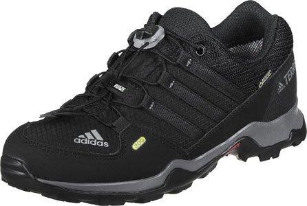 adidas Terrex Gtx K, Chaussures de Randonnée Mixte Enfant Noir (Negbas/negbas/grivis)