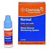 Bayer's Contour TS Control Solution Normal, 25 ml