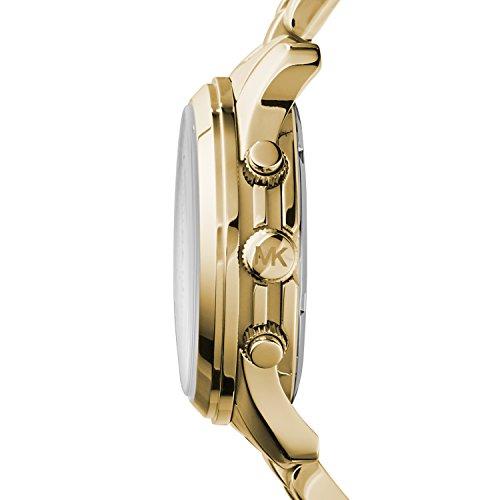 e33bc9460c1d Women s Watches - Michael Kors Midsized Chronograph Gold Tone Womens ...