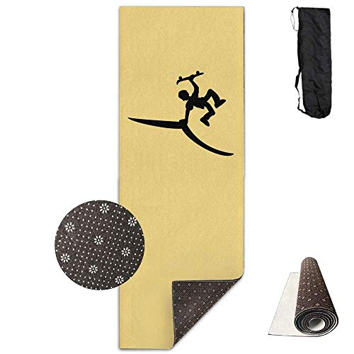 FGRYGF Like A Cool You Mad Story Bro Moustache Printed Design Yoga Mat Extra Thick Exercise & Fitness Mat Fit Yoga,Pilates,Core Exercises,Floor Exercises,Floor Exercises