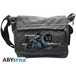 Watch Dogs Messenger Bag Wachhunde Messenger Bag Stadt Big Size