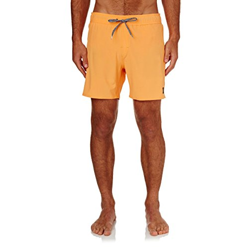 Volcom Case Stoney 16 Badehose, Herren Summer Orange