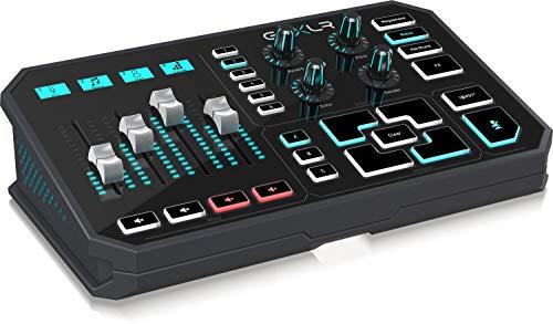 GoXLR - Mixer, Sampler, Voice FX für Streamers