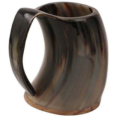 real-hecho-a-mano-cuerno-vikingo-para-beber-mug-vasos-cerveza-ale-copa-de-vino-juego-de-tronos-tanka