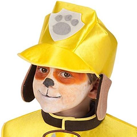 carnival toys 06133 elmo tessuto paw patrol costruttore rubble