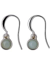 Pilgrim Women Silver Plated Dangle & Drop Earrings - 601816453