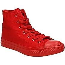 King Of Shoes - Zapatillas altas Mujer