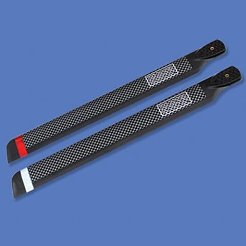 2pcs Walkera Part HM-Master CP-Z-01 Main Rotor Blade for Helicopter Heli RC