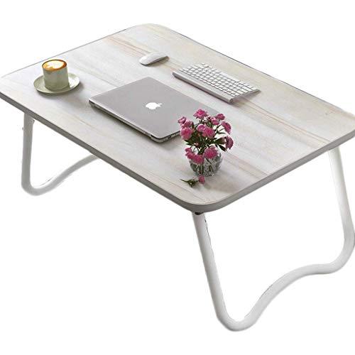 Einfaches Bett Schreibtisch/Computer Schreibtisch Verstellbarer Tragbarer Laptop-Schreibtisch Faltbares Sofa Frühstücksraum, Laptop-Schreibtisch (Farbe : A2, größe : 600X400X280mm) -