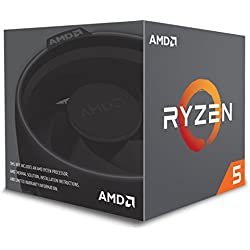 AMD Ryzen 5 2600X 3.6GHz 16MB L3 Box processor - Processors (AMD Ryzen 5, 3.6 GHz, Socket AM4, PC, 12 nm, 2600X)