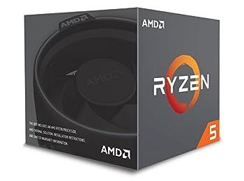 AMD Ryzen 5 2600 Soket AM4 3.4GHz 19MB Önbellek 6 Çekirdek İşlemci