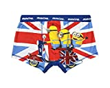 Boxershort Minions UK, Größe L