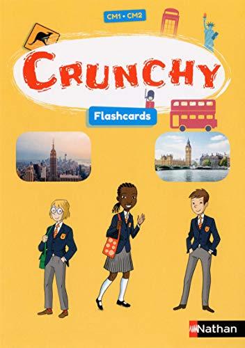 Crunchy anglais 2017 flashcards - Flashcard Ds