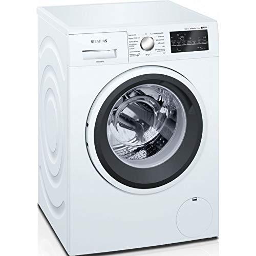 Siemens iQ500 WM14T491ES Libera installazione Carica frontale 9kg 1400Giri/min A+++ Bianco lavatrice