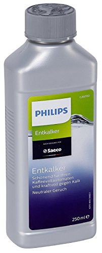 Philips CA6700/22 Universal Flüssig-Entkalker für Kaffeevollautomaten Vorteilspack, 2 x 250 ml