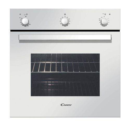 Candy FLG202/1W Gas natural 54L Blanco - Horno (Gas natural, 54 L,...