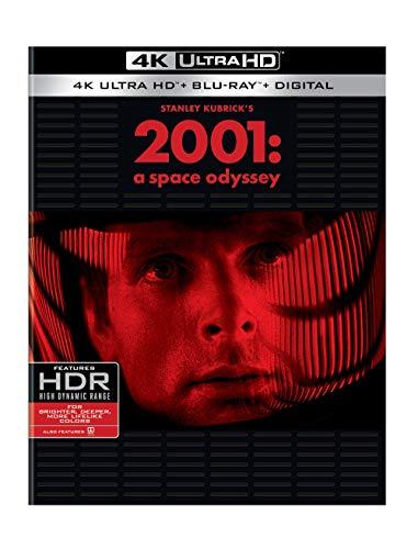Preisvergleich Produktbild 2001: A SPACE ODYSSEY (4K UHDBD) [Blu-ray]