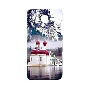 BLUEDIO Designer 3D Printed Back case cover for Samsung Galaxy E5 - G5517