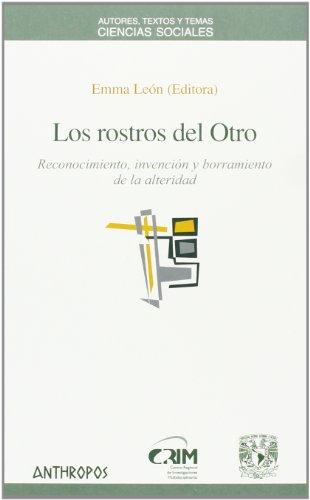 Los Rostros Del Otro (Att Ciencias Sociales)