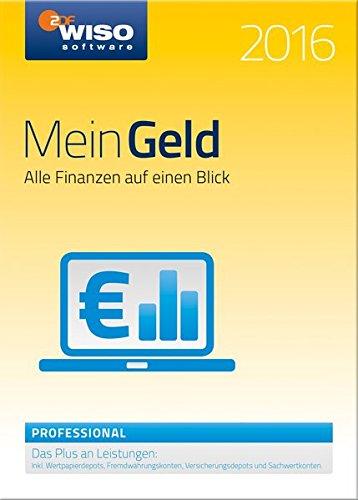 WISO Mein Geld Professional 2016 Amazon Mein Konto Verwalten
