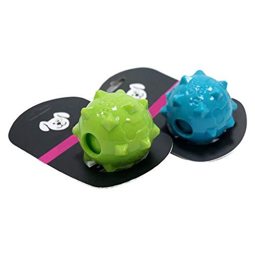 YQCSLS Beißender Hundespielzeug-Gesangsball, materielles beißbeständiges Haustierspielzeug. Spielzeug für Hundetraining