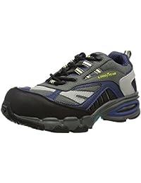 Goodyear unisex G3071i-boston zapatos con correa blanco Size: 46 zrwZAIcdqN