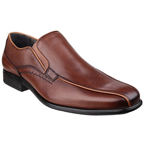 Hush Puppies Carter Maddow, Mocassins Homme Marron