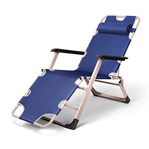 Hocker XUERUI Klappstühle Sonne Liege Stuhl Recliner Sofa Bett Zurücklehnen Sitz Falten Draussen Terrasse Garten Möbel Möbel Stühle