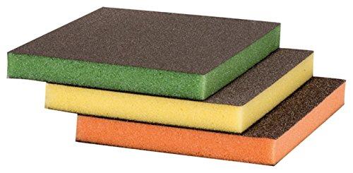 Bosch 2608621254Contour Schleifen Pad–Blau (3-teilig)