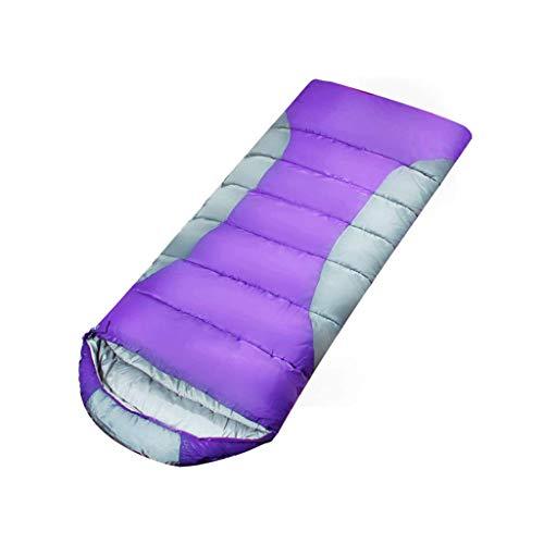 Sac de couchage LCSHAN Polyester Simple imperméable Respirant Camping extérieur pour Adultes