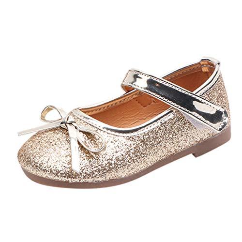 BaZhaHei Baby Prinzessin Schuhe, Mädchen Outdoor Sport Sandalen Sommer Cinderella Partei Glitzer Kristall Schuhe Kostüm Zubehör Karneval Verkleidung Party Aufführung Fasching Tanzball (Dorothy Mädchen Kostüm)