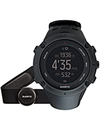 SUUNTO AMBIT3 PEAK Black mit Brustgurt